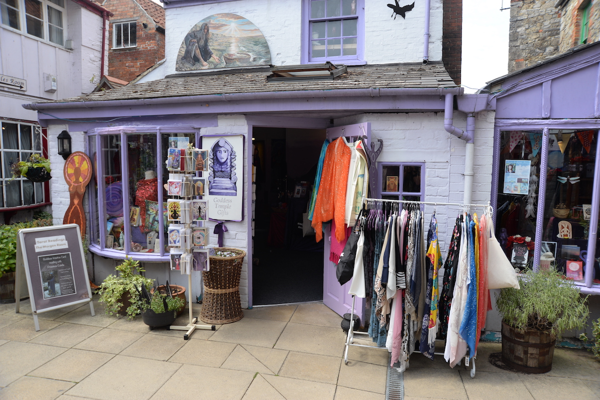 Goddess Temple Gifts, Photo by Kim von Coels