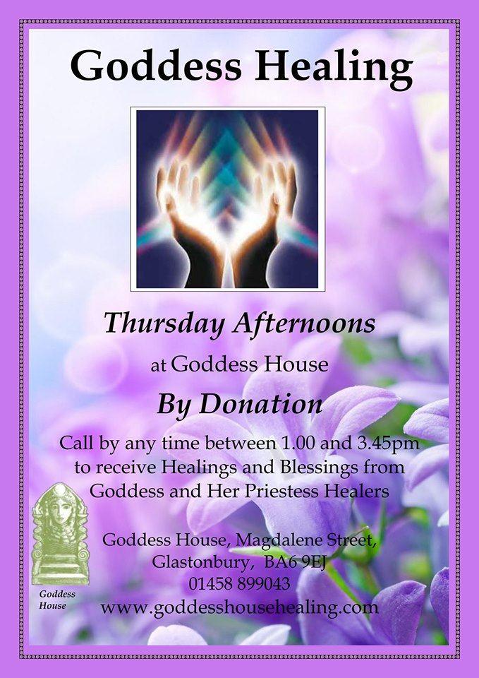 Goddess House Healing