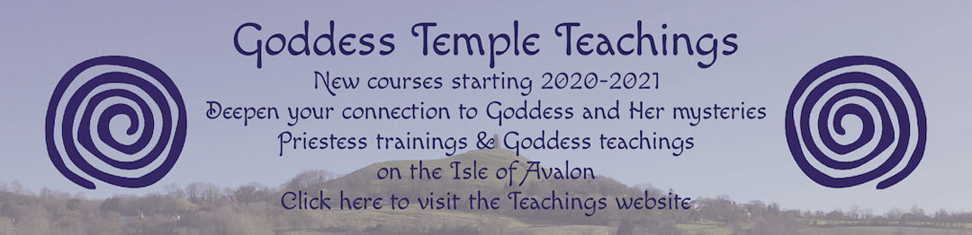 Goddess Temple Teachings
