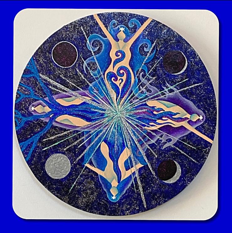 Goddess Luminary Wheel 1