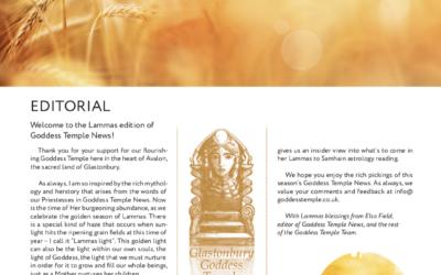 Read our Lammas 2021 Newsletter!