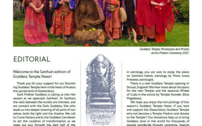 Read our Samhain 2021 Newsletter!
